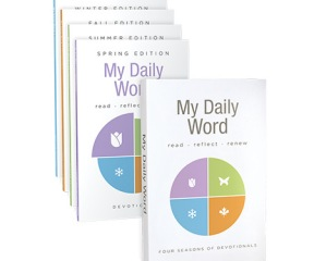 My Daily Word Devotional Set